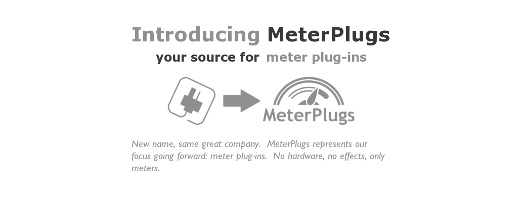 MeterPlugs.